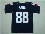 Team USA 2014 Sochi Winter Olympic #88 Patrick Kane Navy Blue Jersey