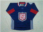 Team USA 2016 World Cup Navy Blue Jersey