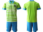 Seattle Sounders FC 2020/21 Home Green Soccer Team Jersey